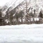 Dog Sledding in Banff Canada – gorgeous scenery
