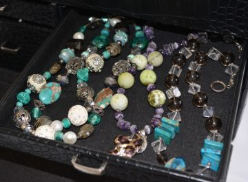How to look after your beaded semi-precious gemstone jewellery
