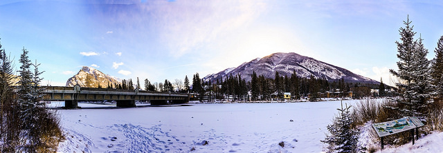 Picturesque Banff