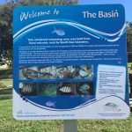 The Basin wildlife