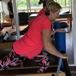 Leg extension 6 - full weight drop