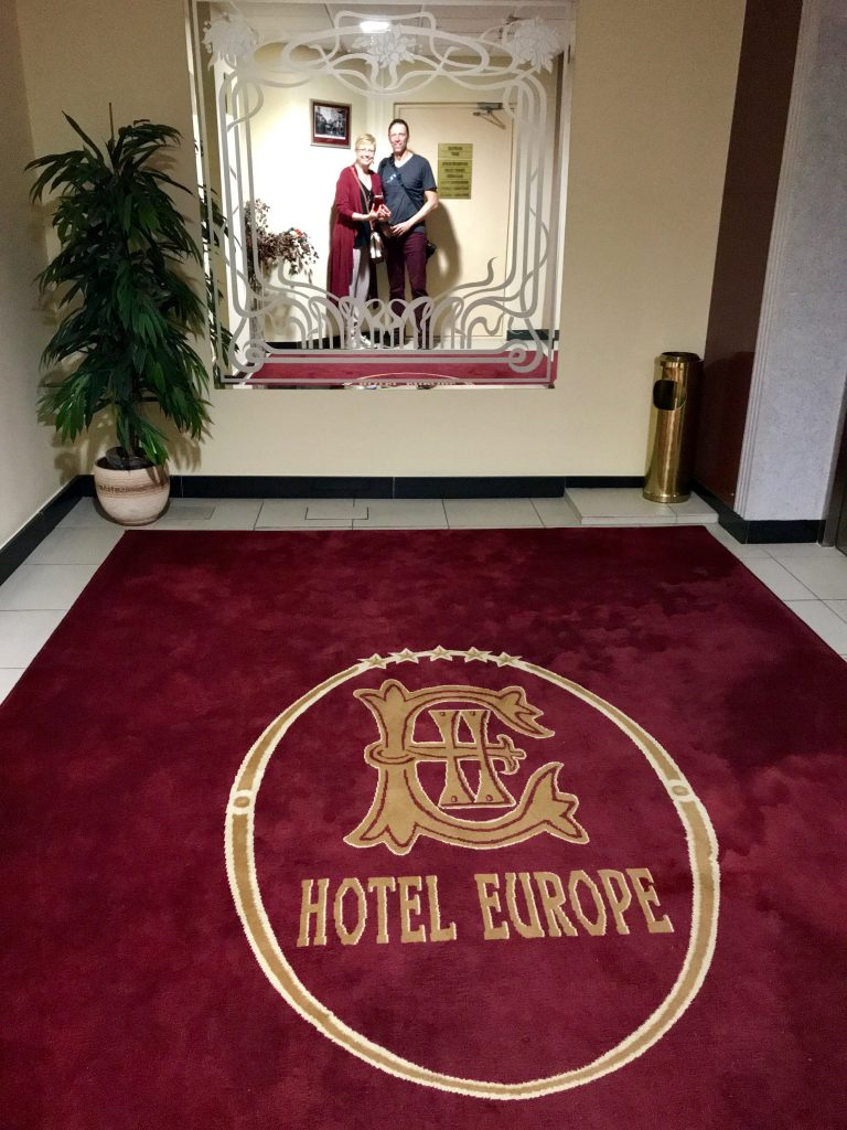 Hotel Europe in Minsk