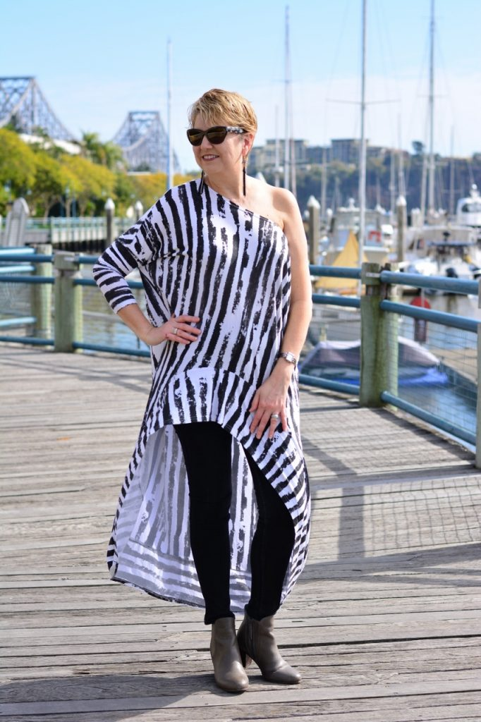 Hi-Lo top - 8 ways to style
