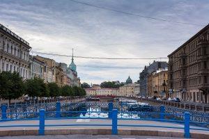 Saint Petersburg waterways